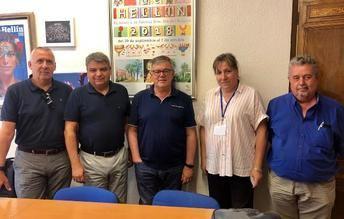 El Ayuntamiento de Hellín y RENFE dan los primeros pasos para elaborar un convenio de colaboración