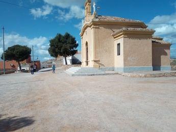 La ermita del Calvario es cedida al Ayuntamiento de Hellín