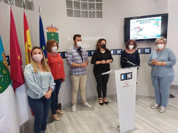 El Ayuntamiento de Hellín y Cáritas ofertarán escuelas de verano municipales en tres centros