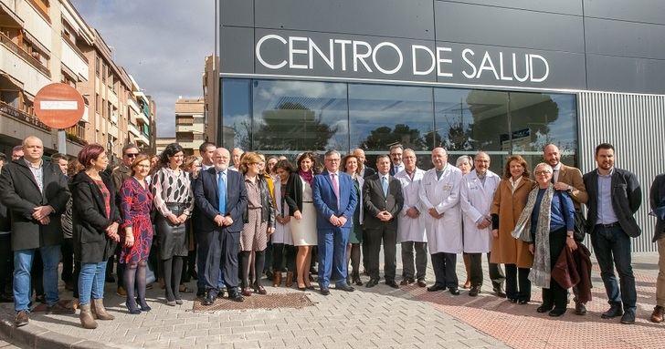 Inaugurado el nuevo Centro de Salud Hellín 1, con una inversión de más de 2 millones de euros
