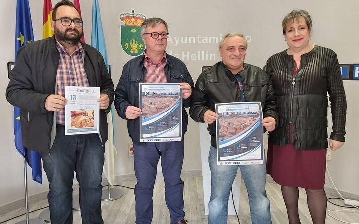 La campaña #HellínTeSuena presentará en Madrid su principal recurso patrimonial, el Tolmo de Minateda