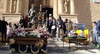 Hellín celebró durante todo el fin de semana la festividad de San Antón