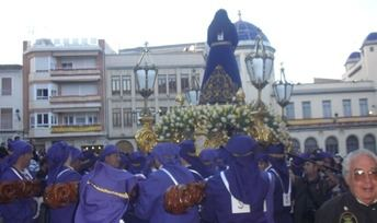 Primera toma de contacto del alcalde de Hellín y la nueva directiva de las Cofradías de Semana Santa