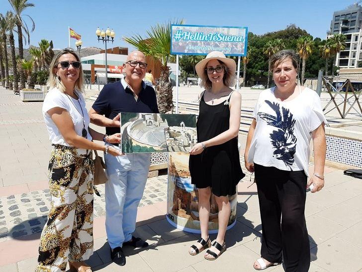 Hellín promociona sus 'virtudes' turísticas en Benidorm y Cartagena