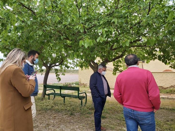 El Ayuntamiento de Hellín prepara obras de remodelación en sus pedanías