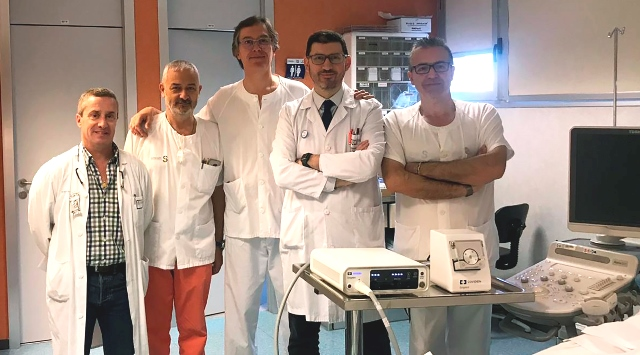 El Hospital de Alcázar (Ciudad Real) abre una nueva vía para el tratamiento precoz de carcinomas hepáticos