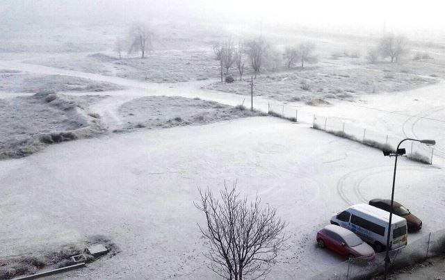 Media España estará bajo una ola de frío polar que devuelve las nevadas al norte