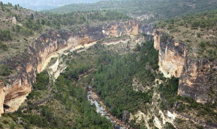 Las Hoces del Cabriel cumplen 25 años como Reserva Natural