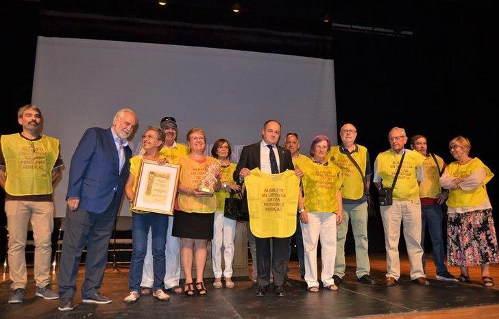 El Ayuntamiento prepara un acto simbólico de homenaje a las personas mayores de Albacete