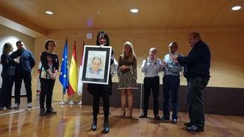 El barrio Industria se vuelca en el homenaje a José Carlos Álvarez, quien fuera presidente de su asociación de vecinos