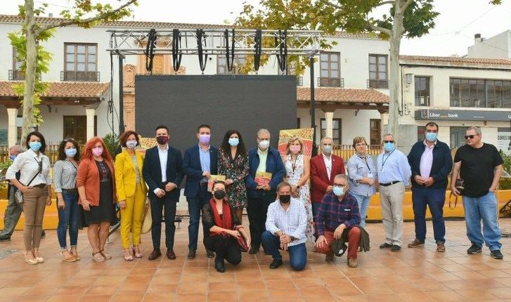 Barrax rinde homenaje a Benjamín Palencia, 'un artista total' con 'múltiples' facetas