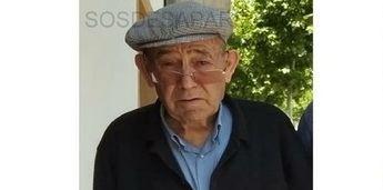 Encuentran con vida a Horacio, el anciano de 87 años que se perdió de una residencia de Balazote (Albacete)