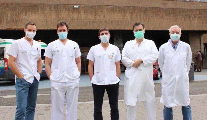 El Hospital de Albacete implanta una técnica quirúrgica nueva para tratar los cálculos de la vía biliar