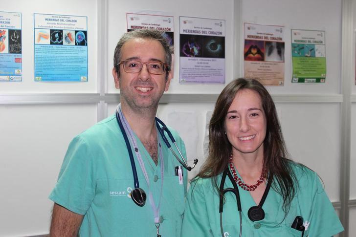 Más de 120 personas reciben en Albacete atención precoz de cardiopatía isquémica