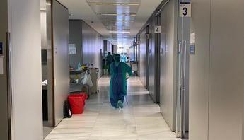 Los profesionales del SESCAM pasan de los centros de salud a los hospitales