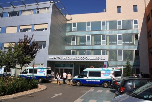 Un trabajador de 60 años cae desde 4 metros en Alcázar (Ciudad Real) y es trasladado hospital