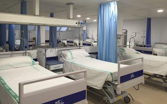 Castilla-La Mancha niega el cierre de camas hospitalarias, que se adecuan según necesidades