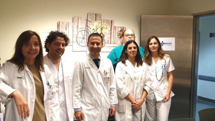 Se crea en Ciudad Real una consulta de enfermería dedicada a pacientes oncológicos que inician tratamiento en el Hospital de Día