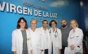 Presentados los avances en el tratamiento del cáncer de mama en el 'Virgen de la Luz' de Cuenca