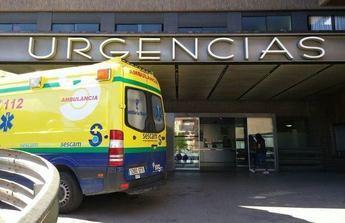 Dos hombres, de 25 y 55 años, heridos en Albacete a la salida de los juzgados