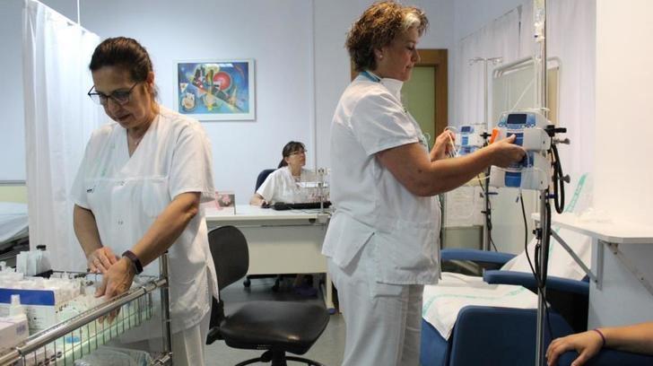 La Junta de Castilla-La Mancha mejora la atención sanitaria de los pacientes del Hospital de Día de Albacete