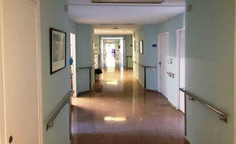Reabierta la planta del Hospital de Hellín, cerrada desde el mes pasado por los daños de una tormenta