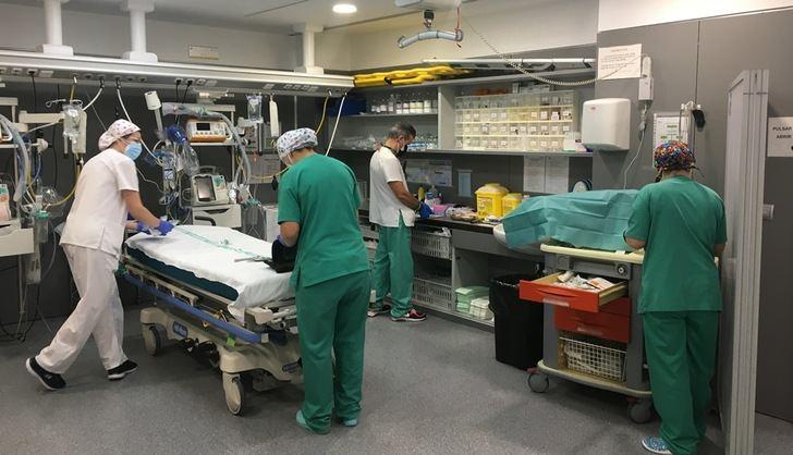 Las Urgencias del Hospital de Hellín vuelven a su ubicación habitual, tras su adecuación por el incendio