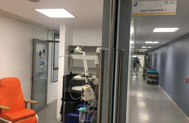 Imagen del Hospital de Hellín.