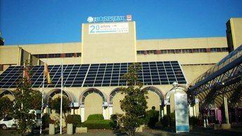 Imagen de archivo del hospital de Getafe