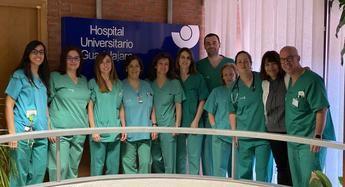 Primera donación de órganos en asistolia controlada en el Hospital de Guadalajara