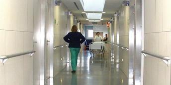 Imagen de un hospital de Castilla-La Mancha.