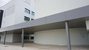 Las plantas de hospitalización del nuevo Hospital Universitario de Toledo reciben a los primeros pacientes