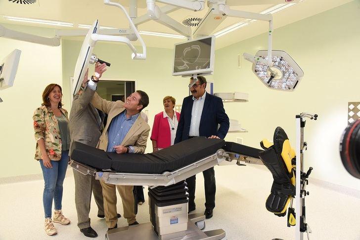 500 nuevos profesionales de la sanidad comenzarán a trabajar el próximo año en el nuevo Hospital de Toledo