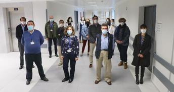 Los enfermos del aparato digestivo en Toledo tienen desde ahora las consultas en el nuevo Hospital Universitario
