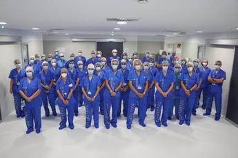 El Hospital de Toledo inicia la actividad del Bloque Quirúrgico con las primeras intervenciones de Cirugía Ortopédica y Traumatología