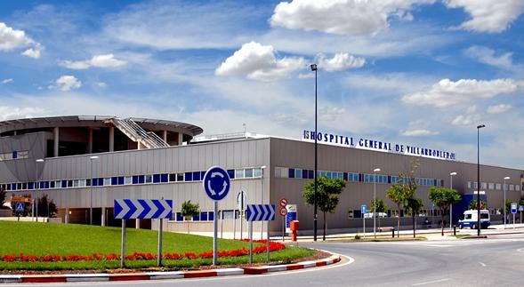 Óscar Cabo, jugador del Villarrobledo, está en el hospital tras desplomarse después del partido