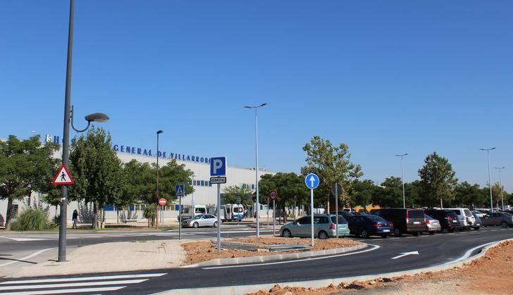 La Junta de Castilla-La Mancha destina 26.000 euros a mejorar accesos del Hospital de Villarrobledo