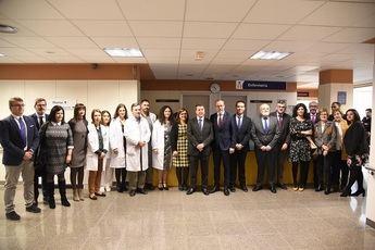La Junta sacará a concurso en breve la nueva resonancia del hospital de Villarrobledo