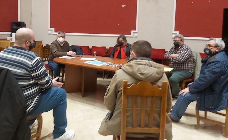 Los hosteleros de Hellín trasladan al Ayuntamiento sus preocupaciones y reivindicaciones