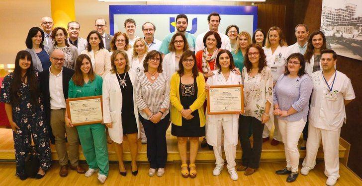 La Junta destaca la implicación de los profesionales sanitarios de Castilla-La Mancha en la humanización de los cuidados