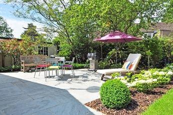 Ideas para decorar el jardín y aumentar su espacio útil