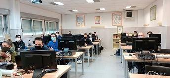 El IES 'Leonardo da Vinci' de Albacete amplía su oferta formativa con un curso de especialización en ciberseguridad