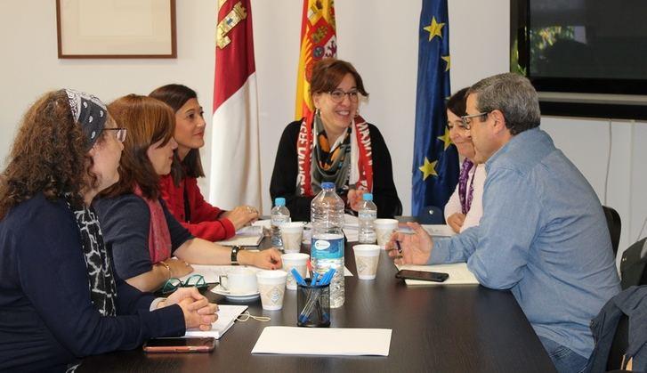 La Junta de Castilla-La Mancha mantiene su apuesta firme por las personas con discapacidad y por evitar su discriminación
