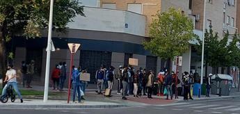 VOX denuncia que grupos de inmigrantes 'ocupan' diversos parques de Albacete