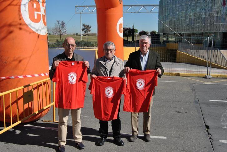3.000 escolares de Illescas (Toledo) participan en el Cross Escolar