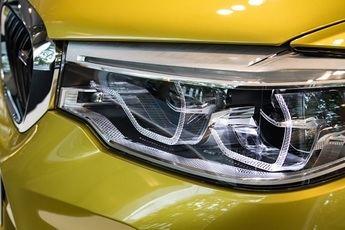 Iluminación LED para el Automóvil