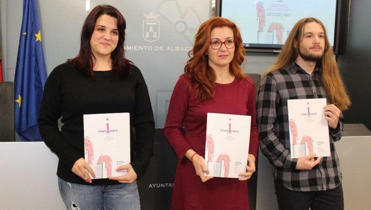 La revista 'Imagina' recoge los 25 trabajos premiados en la última edición del Programa de Creación Joven del Ayuntamiento de Albacete