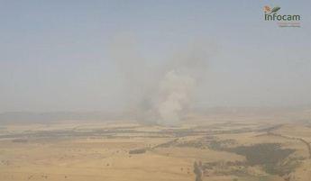 Extinguidos los incendios declarados en Bonete (Albacete) y Retuerta del Bullaque (Ciudad Real)