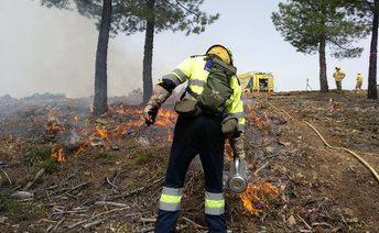 Medidas excepcionales en Castilla-La Mancha para prevenir incendios en el medio natural