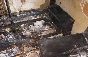Incendio de madrugada en una vivienda del barrio San Pablo de Albacete